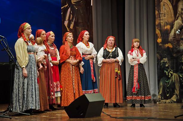 Фольклорный коллектив «Круговина»