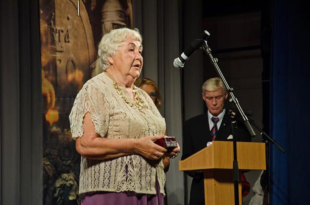 Номинация «Верность делу»: Зараковская Инесса Леонидовна