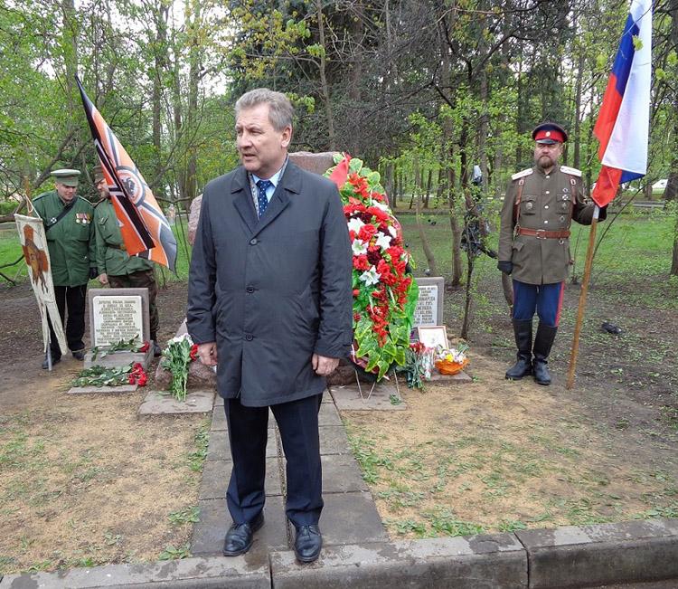 Статс-секретарь - заместитель Министра культуры РФ Григорий Ивлиев