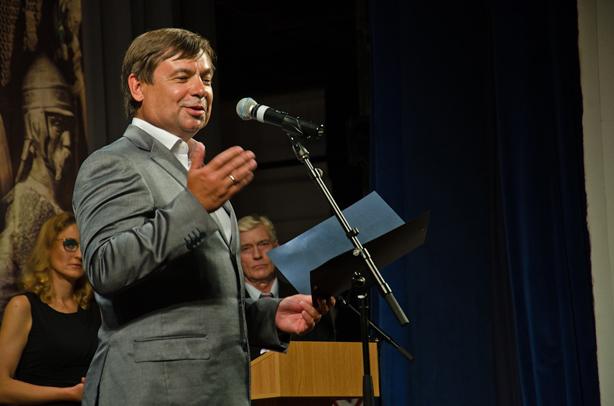 Председатель Оргкомитета Премии «Хранители наследия» Пожигайло Павел Анатольевич