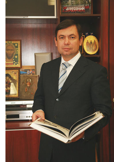 Президент Фонда изучения наследия П.А. Пожигайло